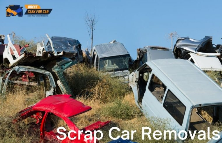 Why Should You Require Scrap Car Removals Service? – Know Reasons