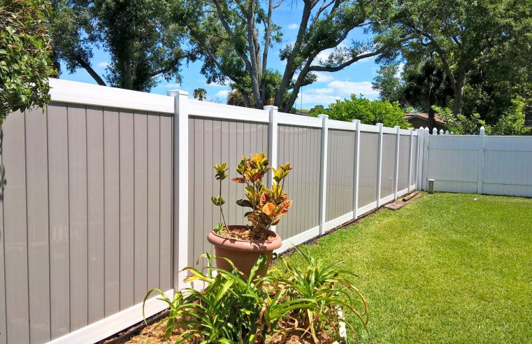 When should you put up a fence?