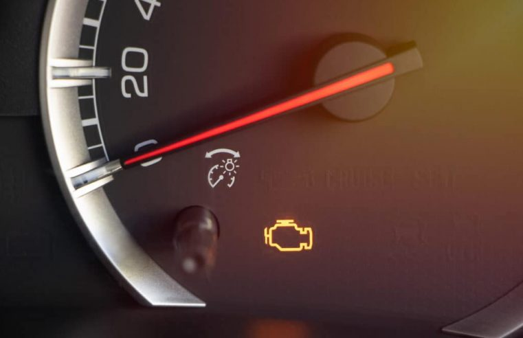 Why your check engine light might be on