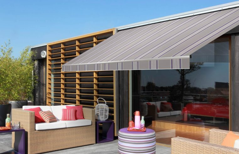 Why Choose Awnings for Your Business?