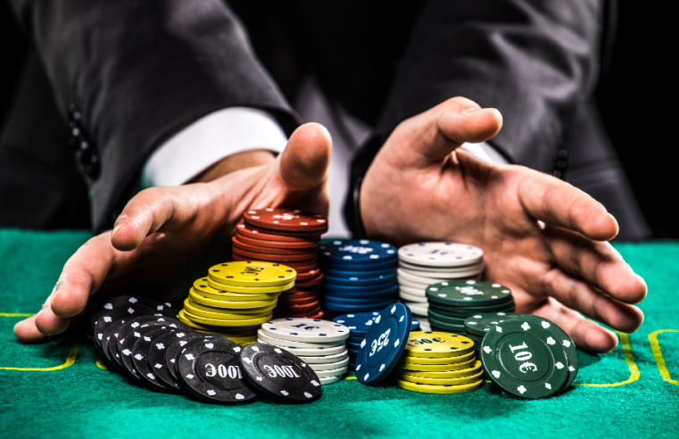 Projecting the Growth of Online Casinos