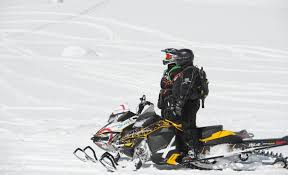Have You Rented Out A Snowmobile?