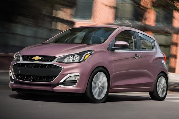 2021 Chevrolet Spark – One of the best Small Cars for Daily Usage