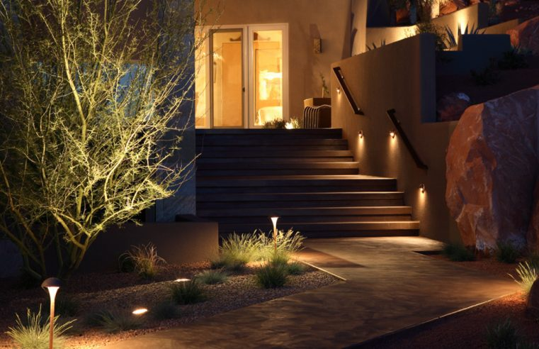 How much does outdoor landscape lighting cost?