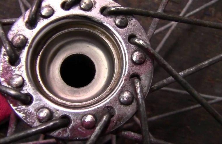 Ball bearings for bikes
