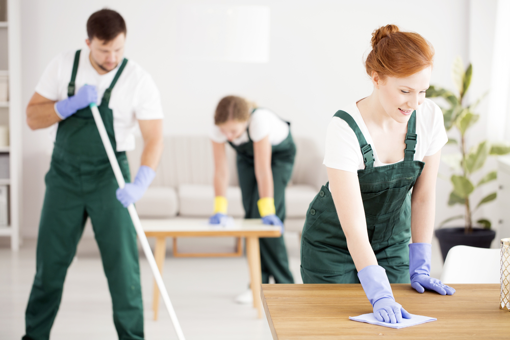 Outsourcing Office Cleaners