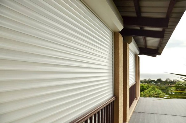 What are roller shutters