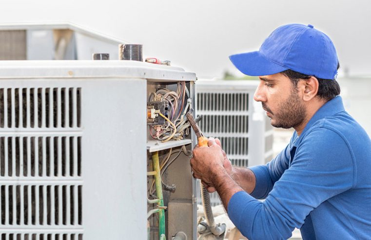 AC Repair Services in Arlington, Texas