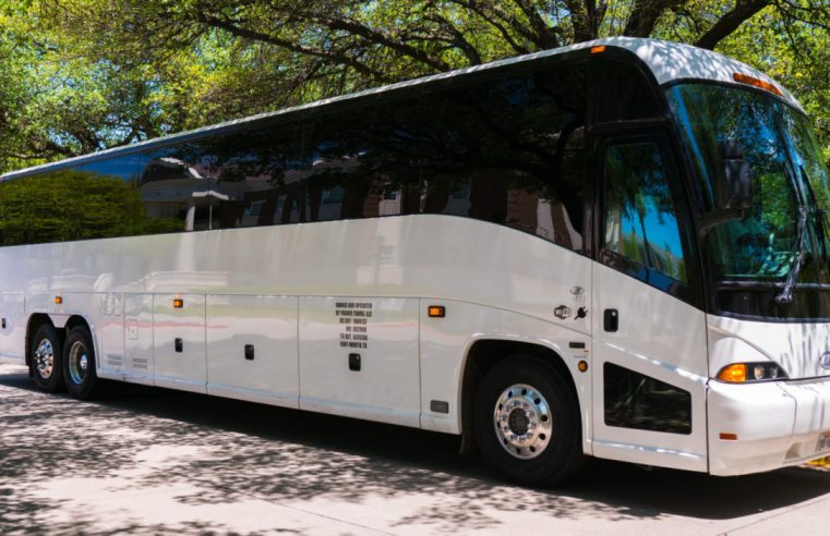 Charter Bus Rental Costs and Factors that Determine the Rates
