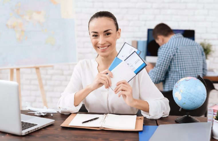 What do you need to become a travel agent?