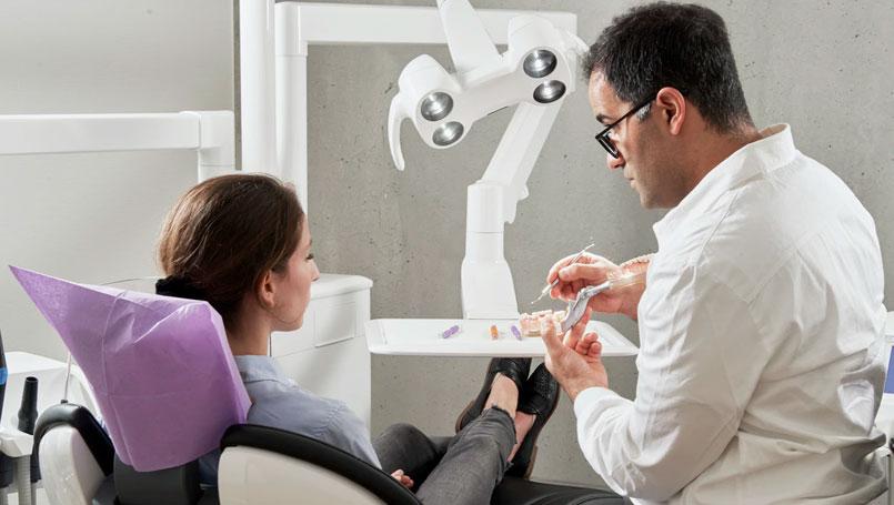 Aesthetic Orthodontic Brackets For Bite Correction