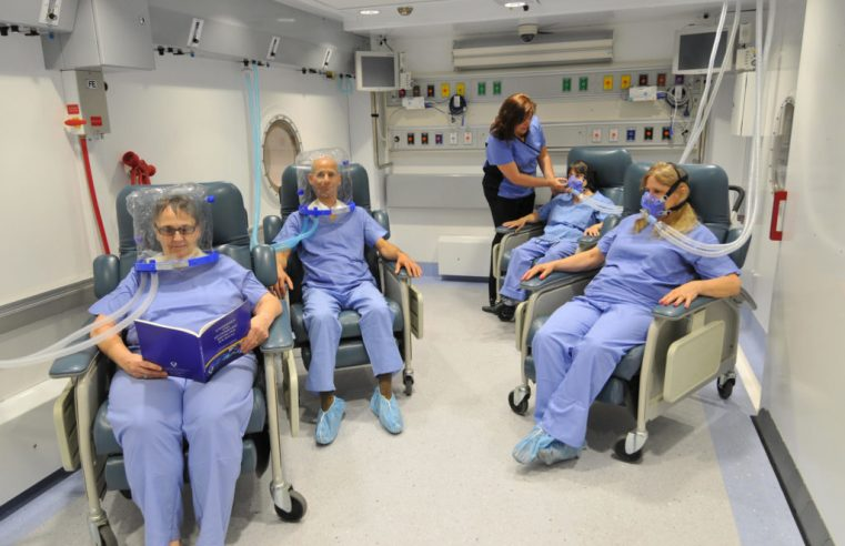 Efficient Wound Care with Hyperbaric Medicine