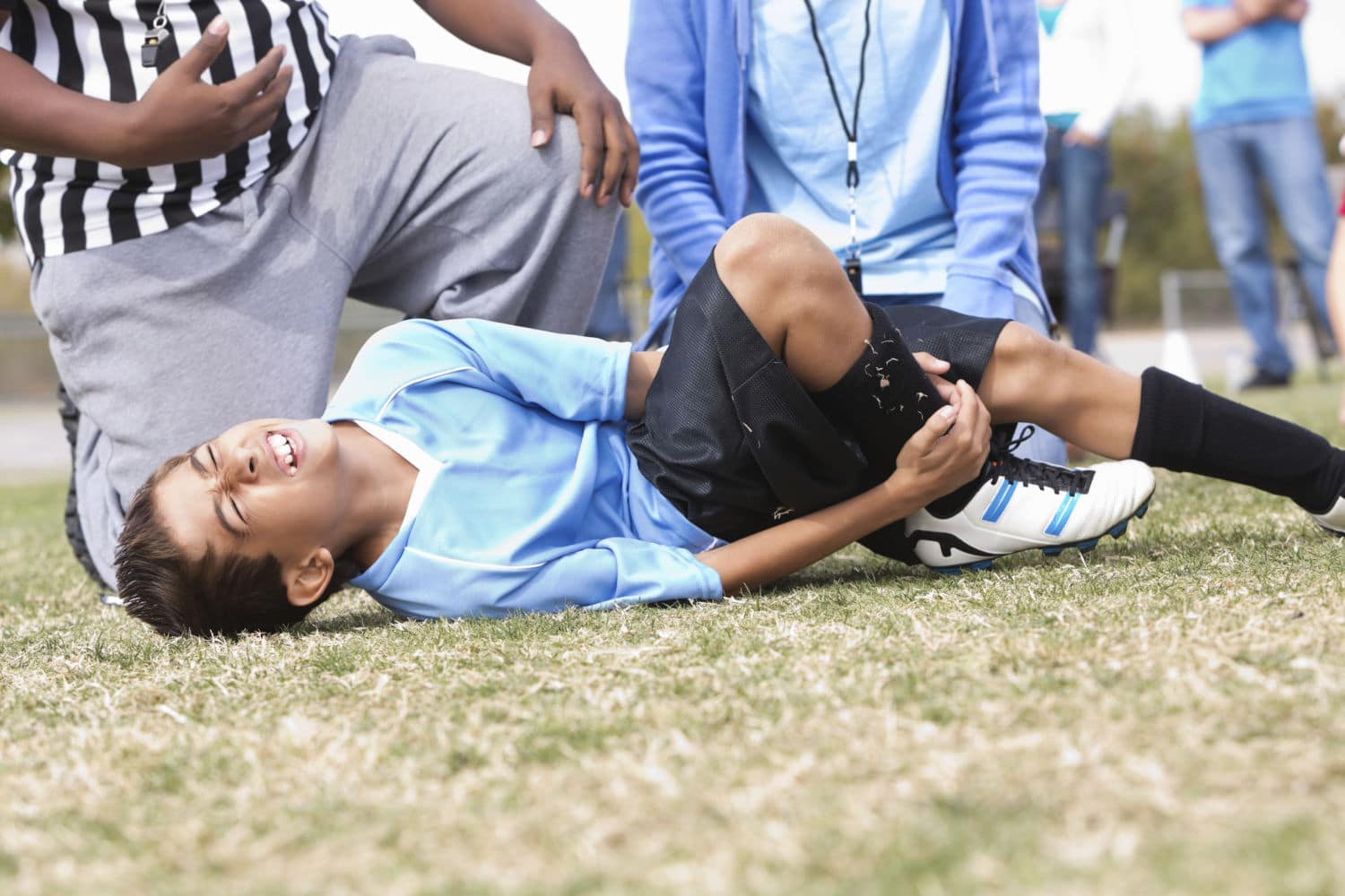 Essential Facts Concerning Sports Injuries