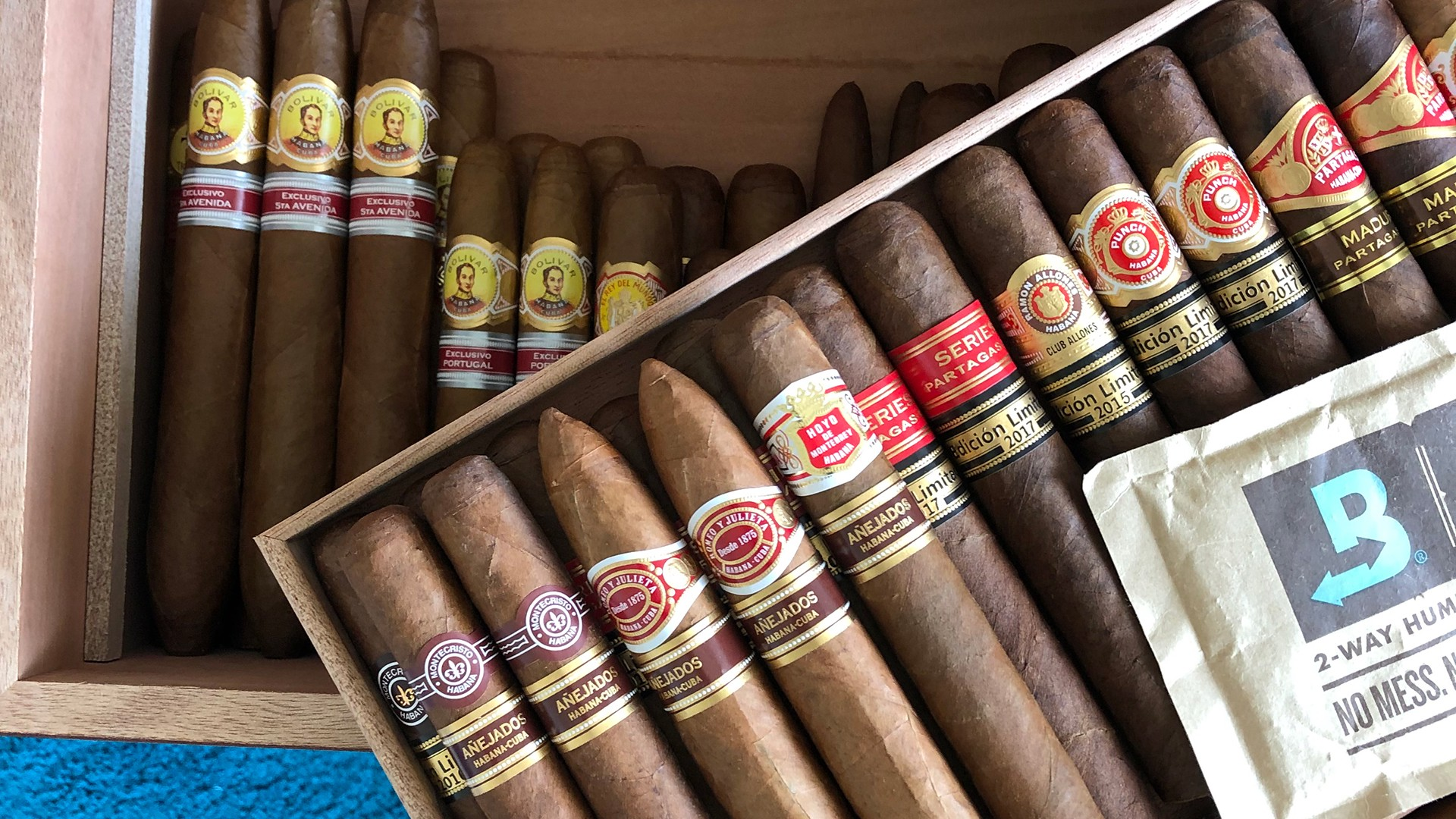 CIGAR HUMIDOR: A GUIDE TO BETTER CIGAR STORAGE