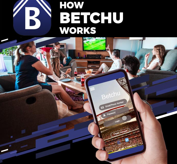 Betchu is a simple and free sports betting application, where sports fans can gather, interact, and make casual bets for fun!