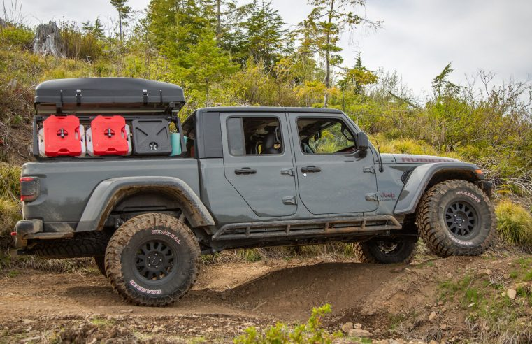 Essential Overlanding Gear for Your Next Off-Road Adventure
