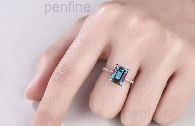 All You Need To Know About Alexandrite Rings