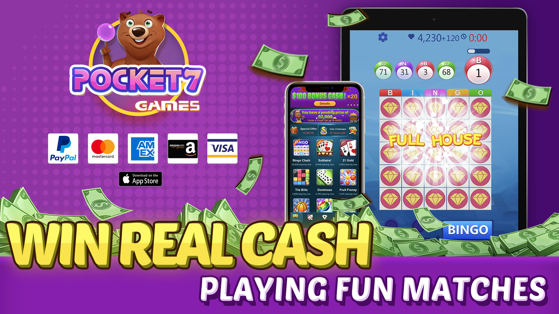 Tips And Strategies For Different Pocket7Games