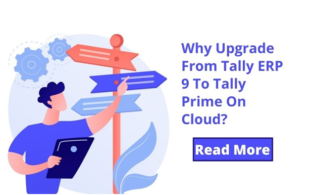 Tally Prime on Cloud Solution