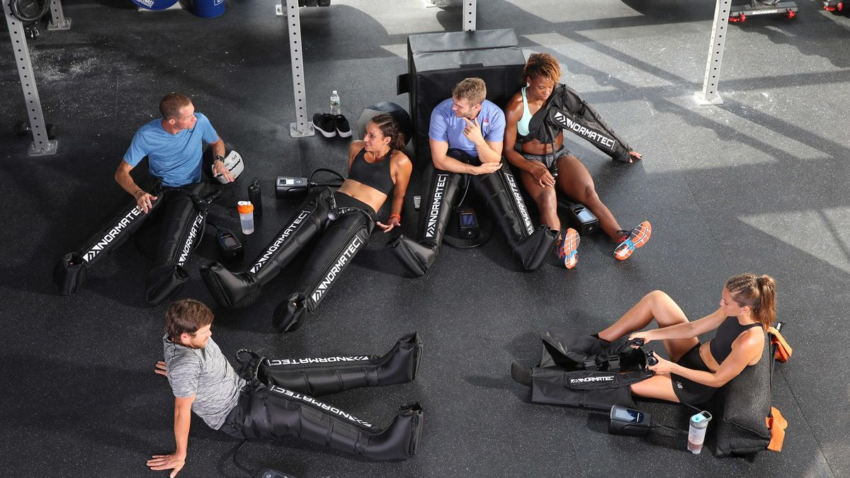 Normatec: The Secret to Quick Recovery
