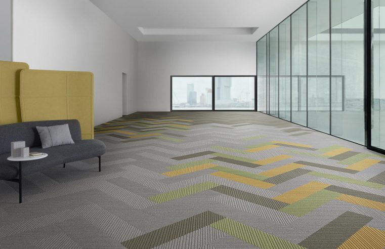 What are Desso Carpet Tiles?