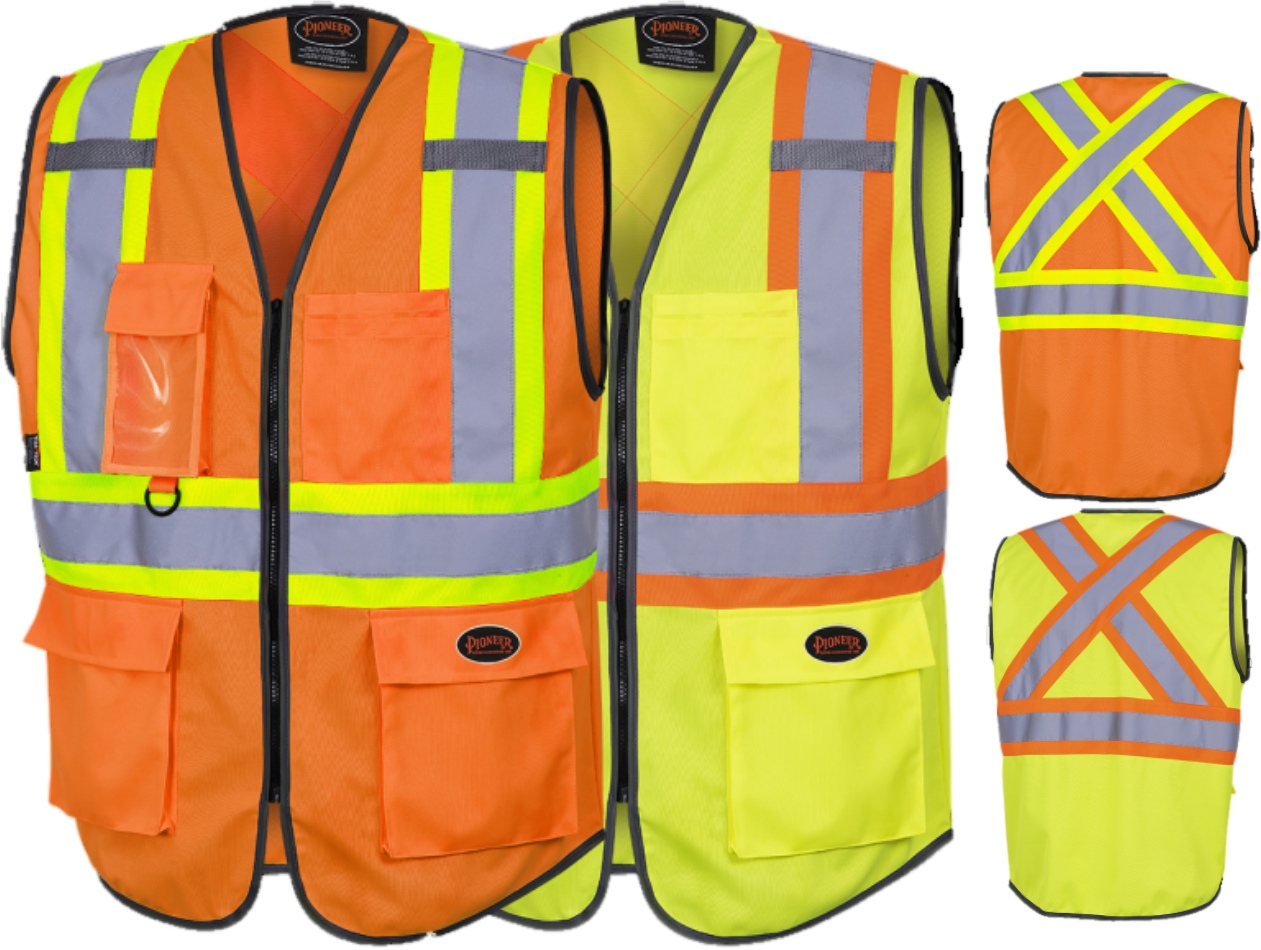 Screen Printing: Affordable Customization for Safety Vests