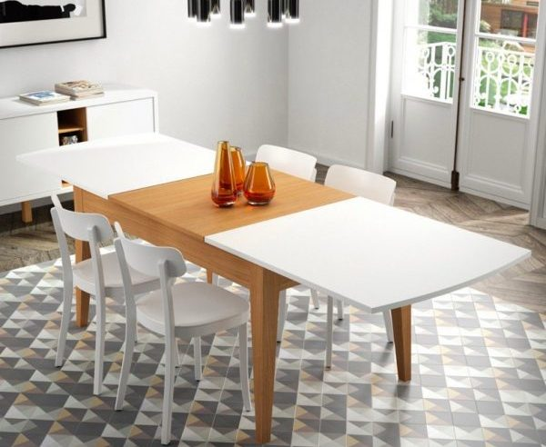 Styling up your space with wonderful modern dining tables