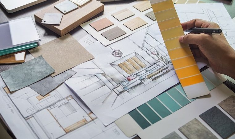 Where to start an interior decoration project?