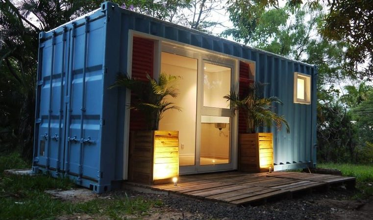Advantages and Disadvantages for Considering Shipping Container House