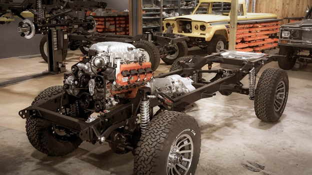 Opt for Extraordinary Jeep Restoration Services at Affordable Prices