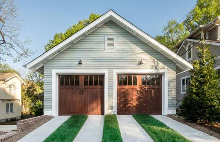 Steps to Follow When You Opt for Garage Doors