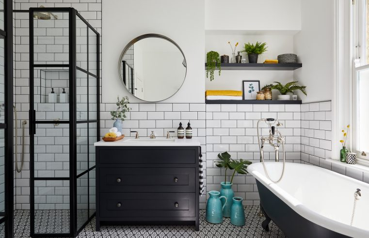 How to design your perfect bathroom