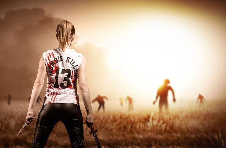 10 zombie survival rules