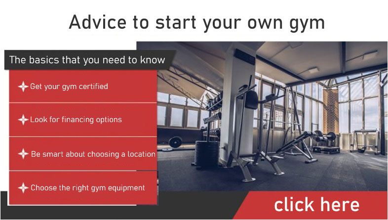 Advice to start your own gym – The basics that you need to know