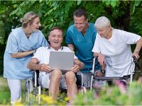 Home care services for ageing seniors