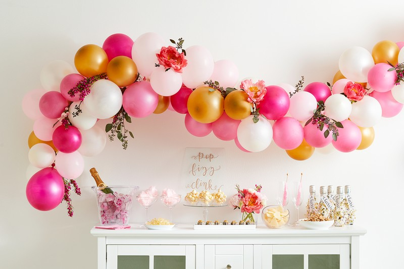 Balloon Garland Kit Used For Decorating