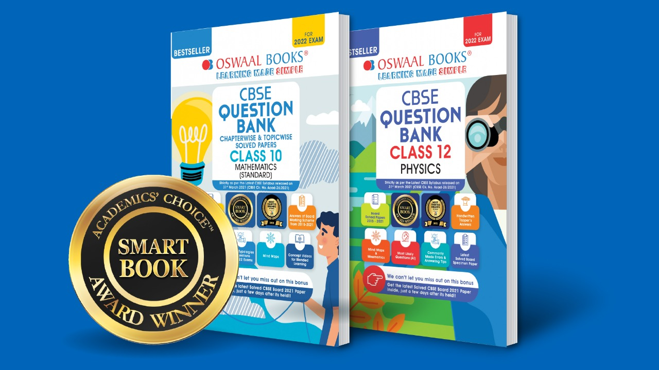CBSE Question Banks 2021 -22 Class 10 Launched With Extensive Practice For Competency Based Questions