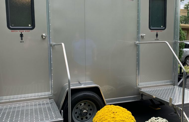 MIDDLE TN PORTABLE MOBILE RESTROOMS