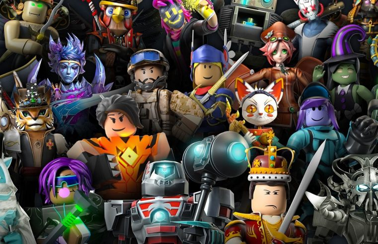 Give Yourself Imagination With Roblox Games