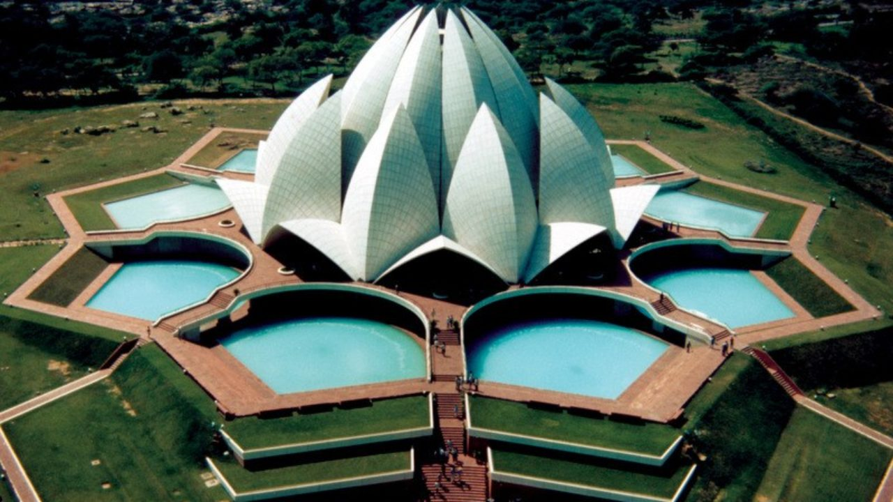 Learn About the Bahai Faith at Delhi's Lotus Temple