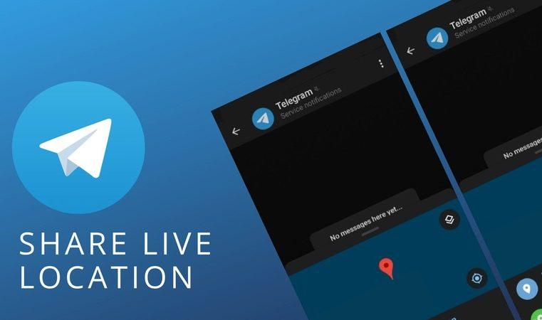 The 2021 update on using Telegram live location