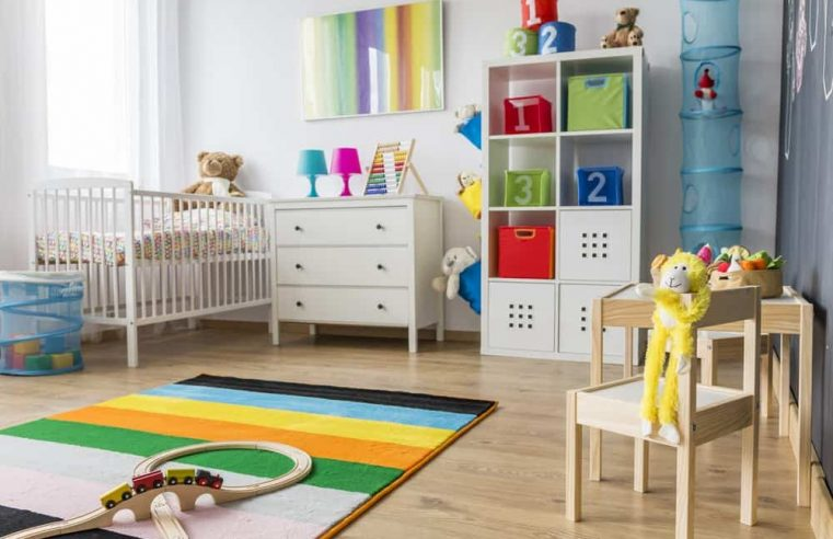 Buy Affordable Nursery Furniture For Your Newborn