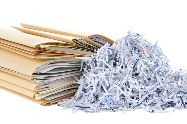 Benefits of Outsourcing Paper Shredding Service