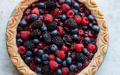 Fruit Pie: The Summertime Pie