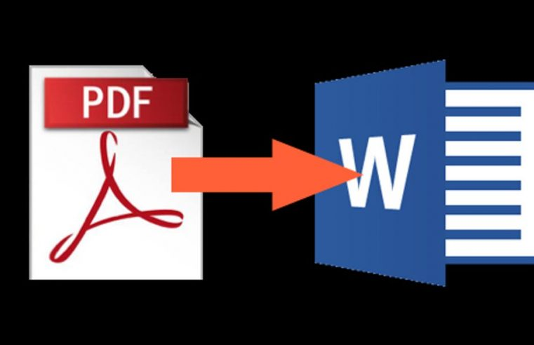 How To Convert A PDF File Into A Word Document?