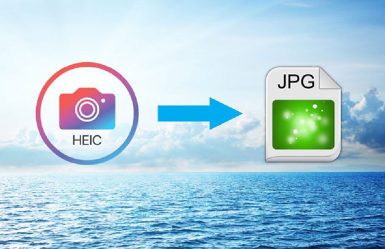 How to covert HEIC to JPG online