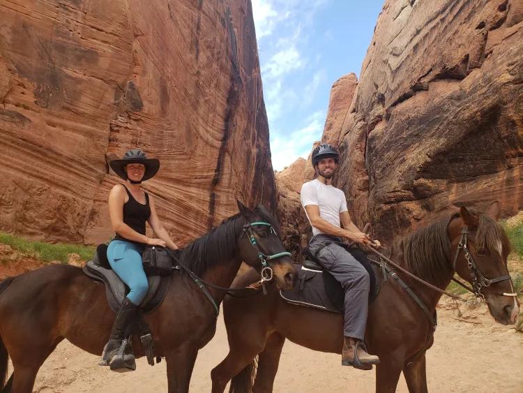 Plan Your Utah Horseback Riding Trip