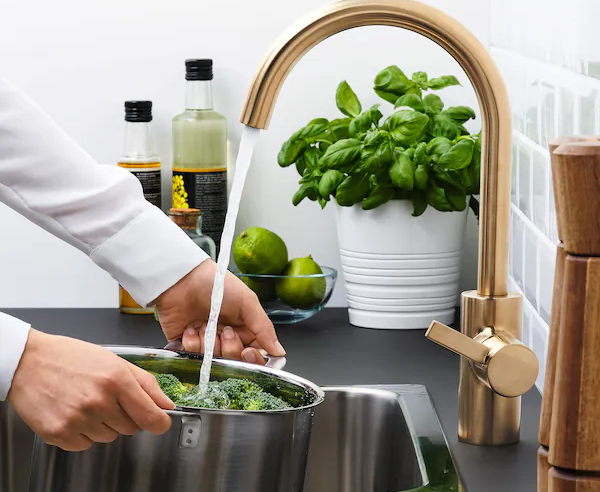 Tap talk: how to choose the right kitchen tap