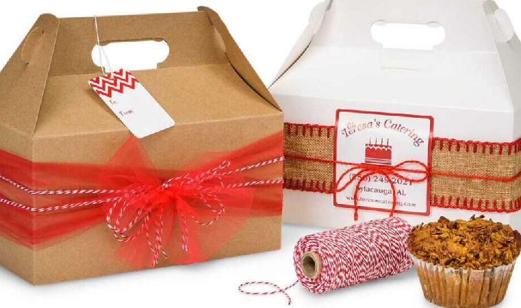 How to Make Bakery Boxes That Work Perfectly