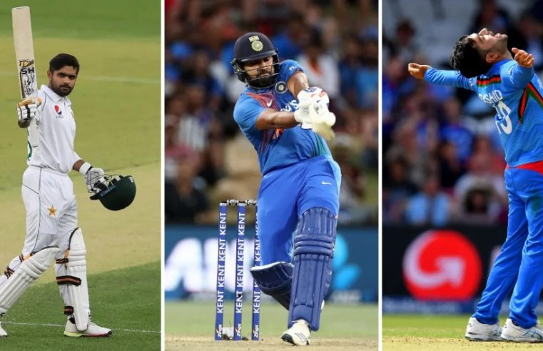 The all-time India ODI XI based on the ICC ranking